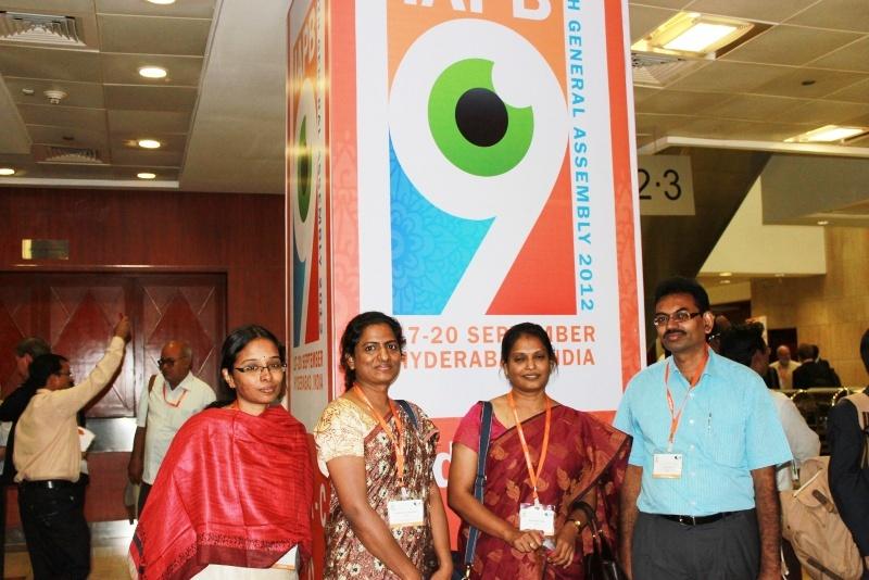 India, IX assemblea generale della IAPB