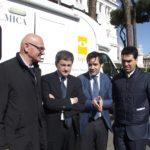 Campagna 'Prima di tutto la salute' inaugurata alla presenza del Sindaco di Roma Gianni Alemanno (Roma, 16 maggio 2011)