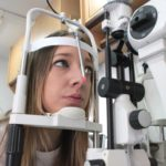 Check-up oculistico gratuito a bordo di una Unità mobile oftalmica della IAPB Italia onlus contro la retinopatia diabetica (Roma, p.za S. Silvestro, 29 maggio-1 giugno 2013)
