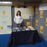 Stand informativo della IAPB Italia onlus presso il SANIT di Roma (22-25 giugno 2010)