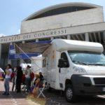 Unità mobile oftalmica della IAPB Italia onlus (Roma, 14-17 giugno 2011)
