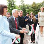 Inaugurazione del Forum internazionale della salute (Sanit) col Ministro della Salute Renato Balduzzi e la Presidente della Regione Lazio Renata Polverini
