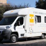 Unità mobile oftalmica della IAPB Italia onlus (Piazza Re di Roma, 13-14 marzo 2012)
