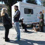 Check-up oculistici gratuiti presso la Unità mobile oftalmica della IAPB Italia onlus (Piazza Re di Roma, 13-14 marzo 2012)