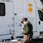Unità mobile oftalmica della IAPB Italia onlus per controlli oculistici gratuiti (Roma, 13-14 marzo 2012)