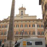 Controlli oculistici gratuiti a piazza di Monte Citorio (15 e 16 febbraio 2010) e in altre 9 piazze