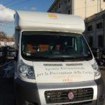 Unità mobile oftalmica della IAPB Italia onlus (Roma Trastevere, 23 febbraio 2010)