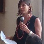 Stefania Fortini, psicologa e psicoterapeuta del Polo Nazionale per la Riabilitazione Visiva (presso il Policlinico A. Gemelli di Roma)