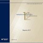 Copertina del Rapporto Meridiano Sanità 2017