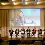 Il Ministro della Salute Lorenzin al convegno sulla salute urbana (Roma, 11 dicembre 2017)