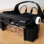 Dispositivo messo a punto dall'Università di Oxford (prototipo)