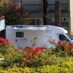 A S. Benedetto del Tronto e a S. Severino ha sostato un'Unità mobile oftalmica dell'Agenzia internazionale per la prevenzione della cecità-IAPB Italia onlus (8 e 9 luglio)