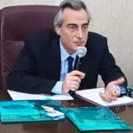 Il Prof. Alessandro Lambiase (Università Sapienza, Roma)