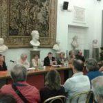 Sala della piccola Protomoteca del Comune di Roma (foto d'archivio)