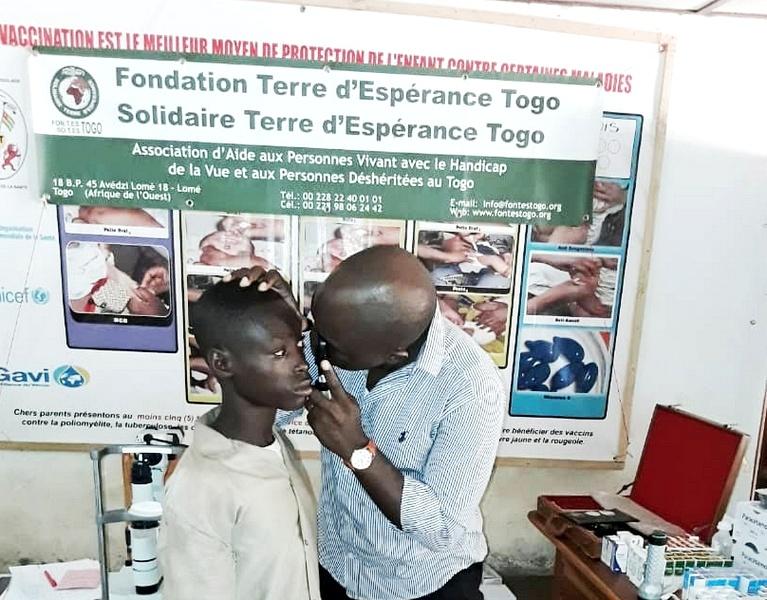 Campagna in Togo