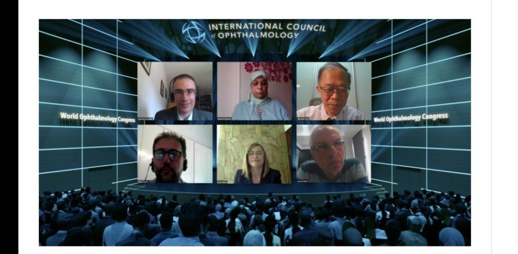 Congresso Mondiale Oftalmologia