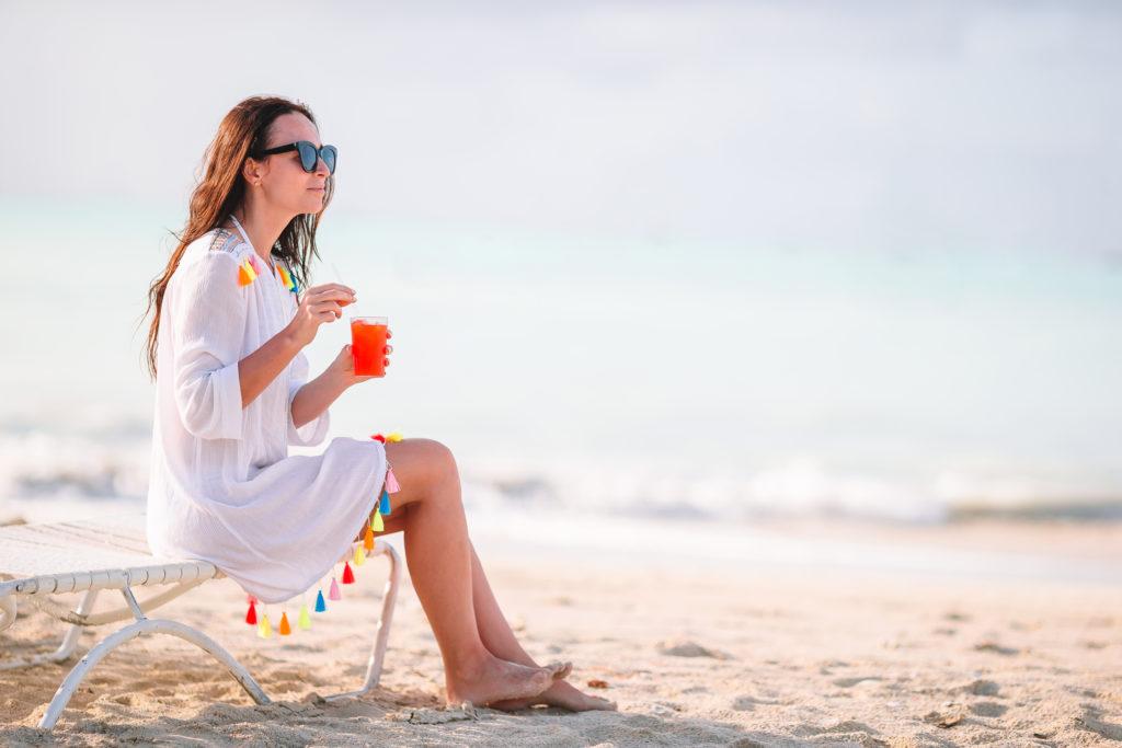Proteggere la vista in estate