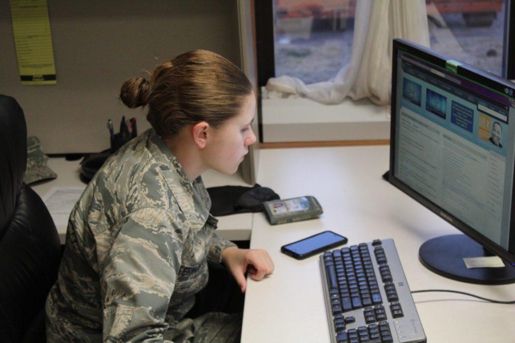 Teleoftalmologia Militare