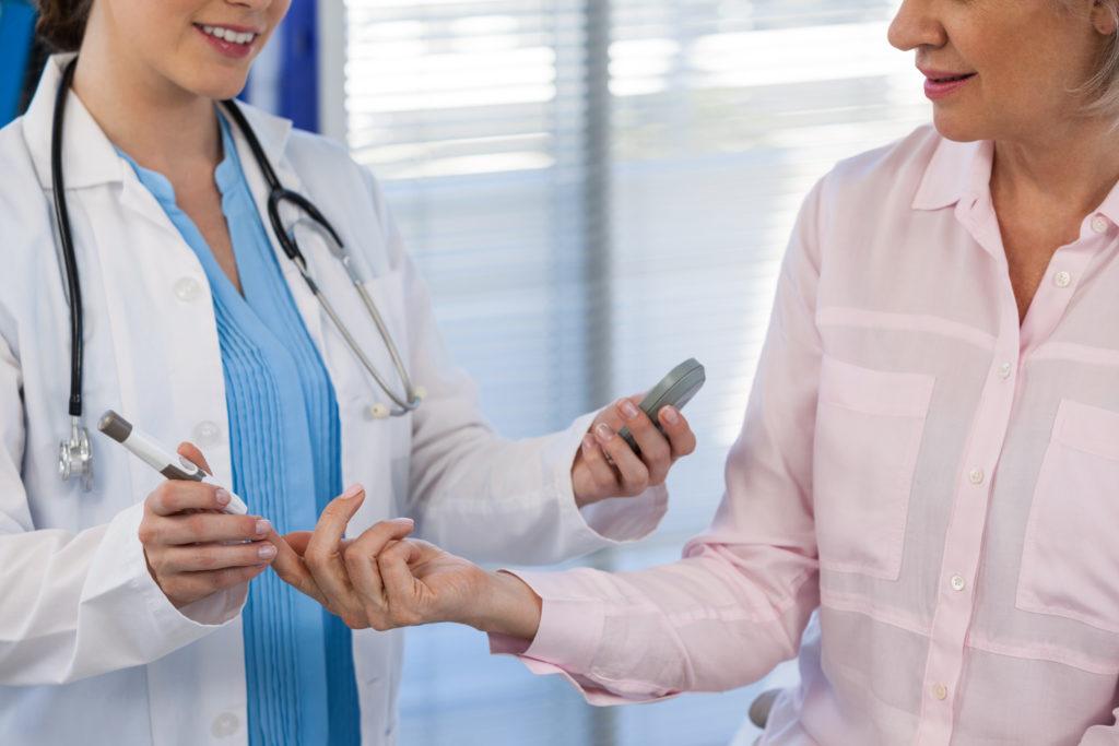 Non trascurate il diabete durante la pandemia