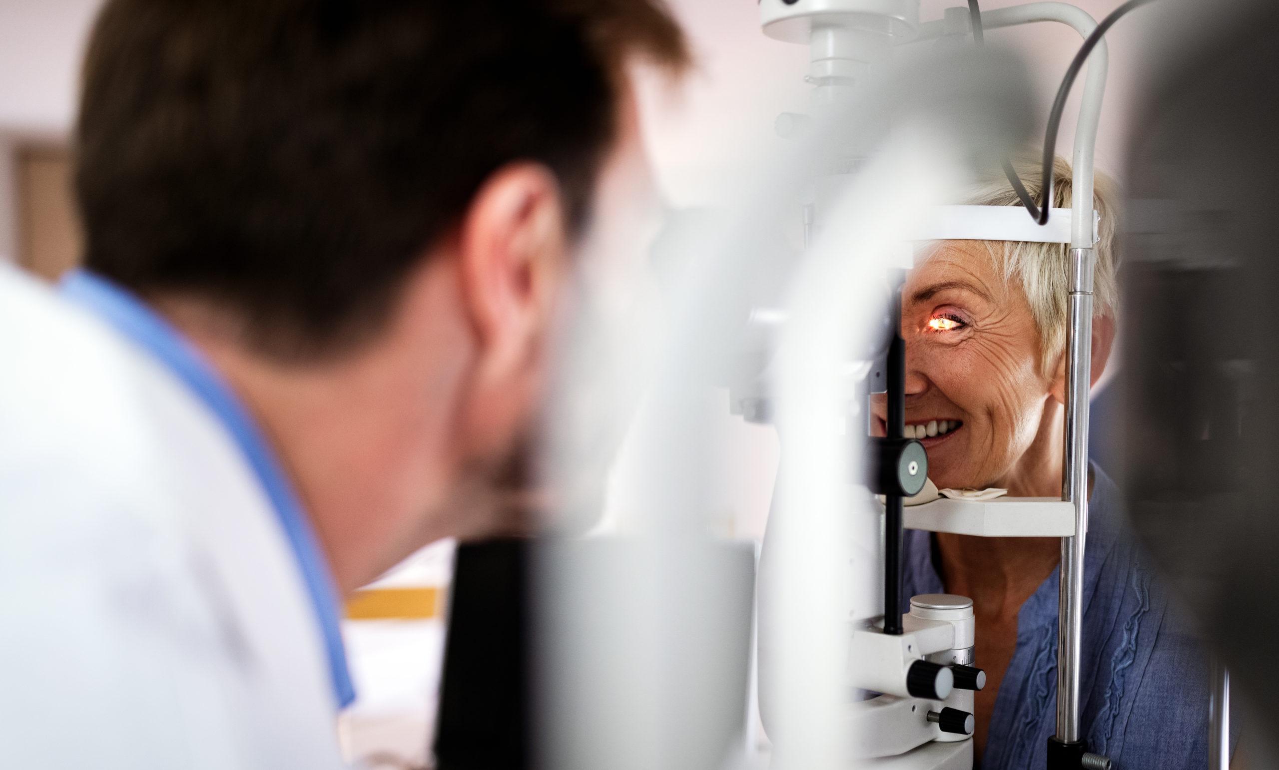 I fattori di rischio della degenerazione maculare legata all'età