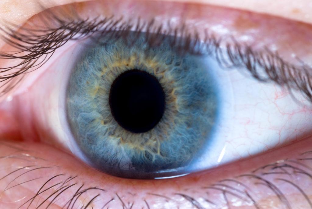 Stimolazione elettrica occhi