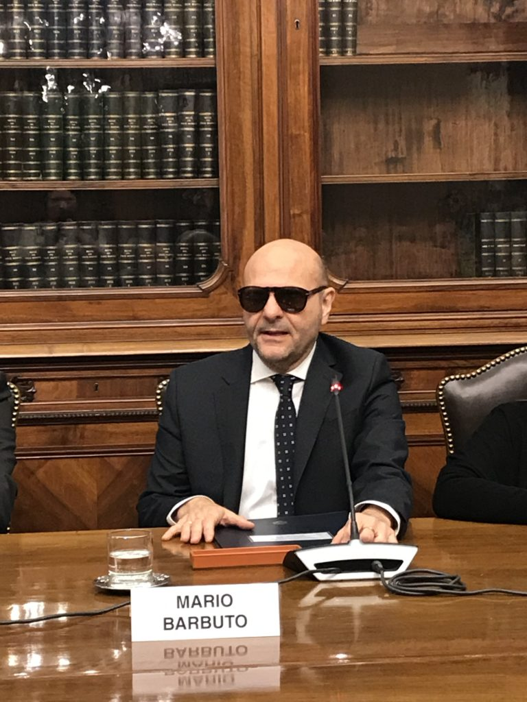 nuovo presidente iapb