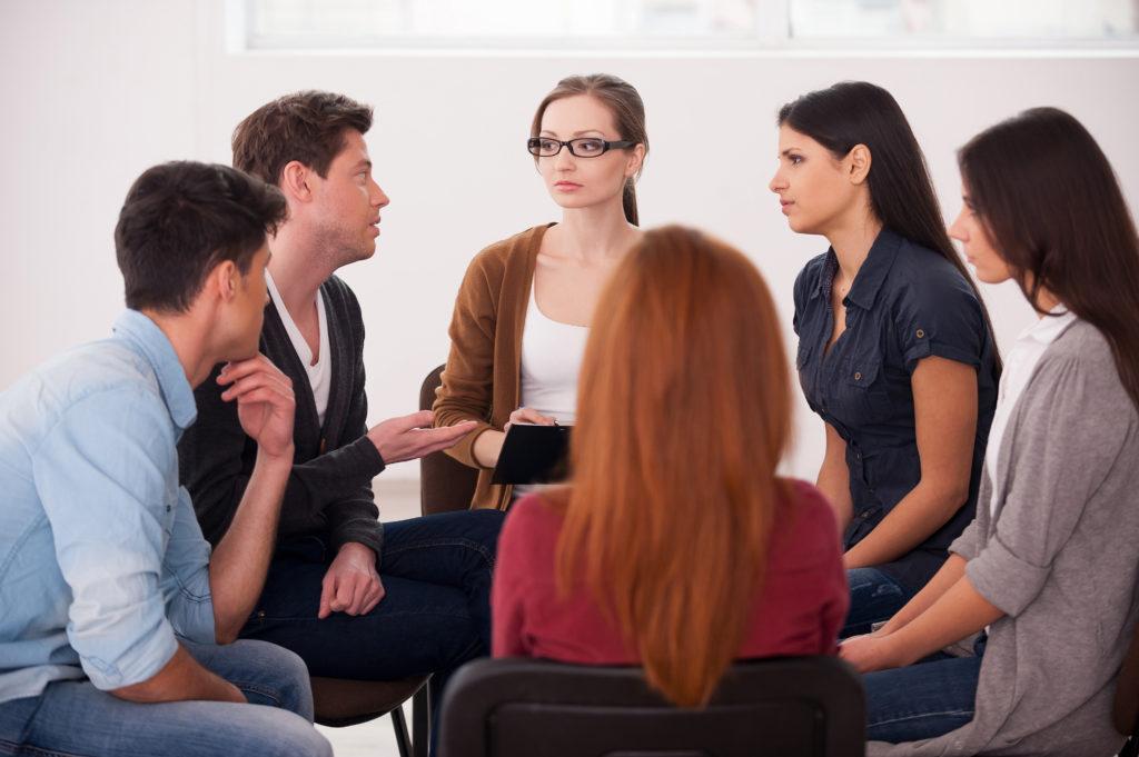 gruppi auto-aiuto